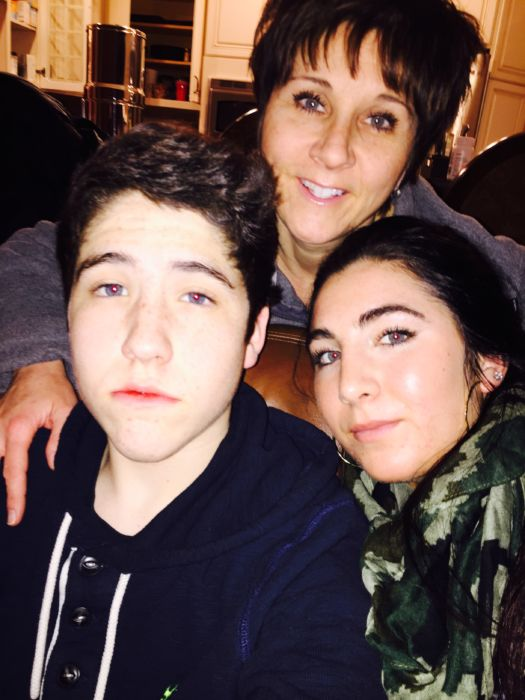 Lisa, Gabby & CJ